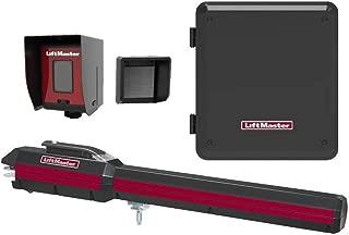 Liftmaster LA500PKGU 24VDC Residential/Light Commercial Single Gate Opener Kit, Battery Backup, Receiver & Photocell Included!