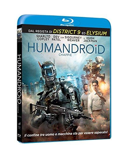 Humandroid - Chappie [Blu-ray] [IT Import]