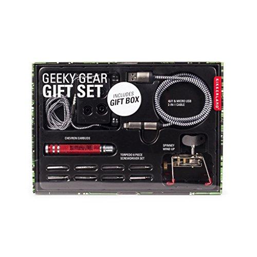 Kikkerland KIT005 Geeky Gear Geschenkset