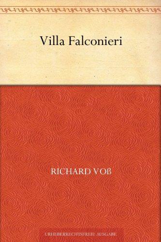 Couverture du livre Villa Falconieri (German Edition)