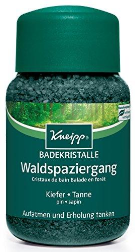 Kneipp Badekristalle Waldspaziergang, 2er Pack (2 x 500 g)