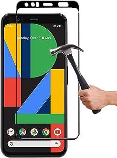 Lapinette Full Tempered Glass Compatibel met Google Pixel 4 XL - Screenprotector van Gehard Glas Pixel 4 XL Full - 9H Forc...