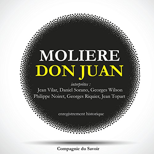 Don Juan [French Version] audiobook cover art