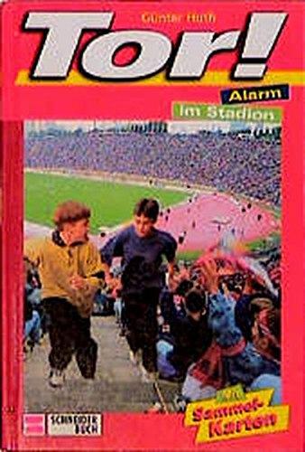Tor!, Bd.6, Alarm im Stadion