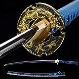 Best Handmade Sword Katana Swords - YONG XIN SWORD Samurai Katana Sword Japanese Full Review