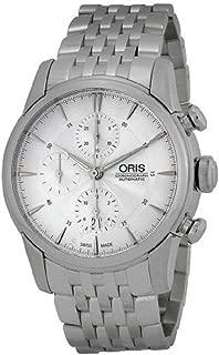 Oris Artelier Automatic Movement Silver Dial Men's Watch 77476864051MB