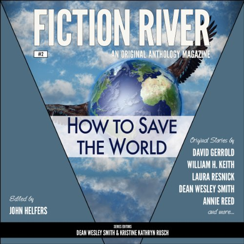 How to Save the World audiobook cover art