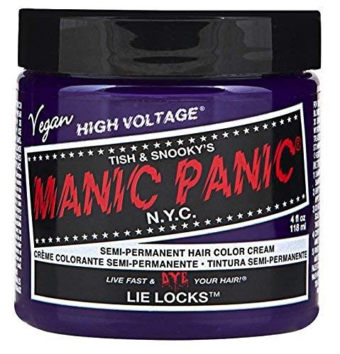 5 - Manic Panic - Tinte vegano, sin amoniaco ni PPD