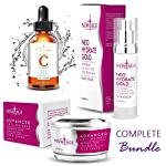 Anti aging products New Age Skin Care Beauty Box (Set of 3) Gift Set Vitamin C And