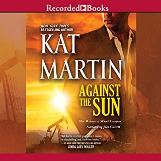 Against the Sun audiobook cover art