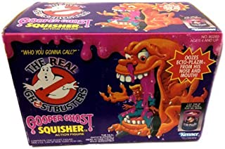 SQUISHER action figure - Gooper Ghost / The Real Ghostbusters 1984
