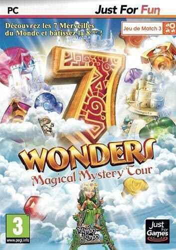 7 Wonders IV [Importación francesa]