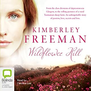 Wildflower Hill audiobook cover art