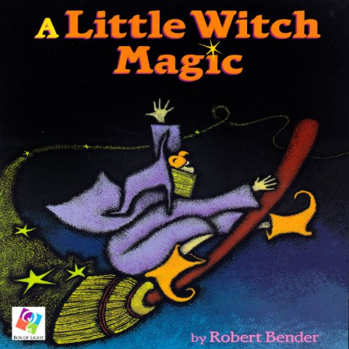 A Little Witch Magic Titelbild