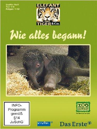 Elefant, Tiger & Co. - Wie alles begann 1