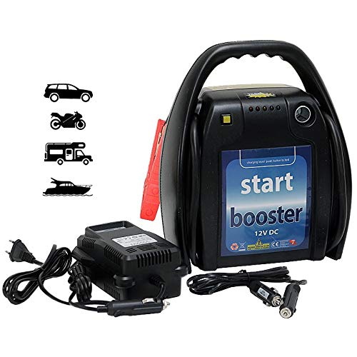 Premium Start-Booster 12V 2500A Lemania IMAG *made in Swiss*