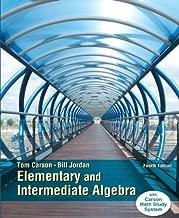 Elementary and Intermediate Algebra (4th Edition)