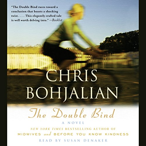The Double Bind audiobook cover art