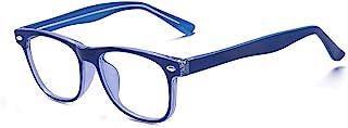 عینک مسدود کننده نور آبی رایانه ای ولگرد برای پسران و دختران 3-12 ضد چشمی