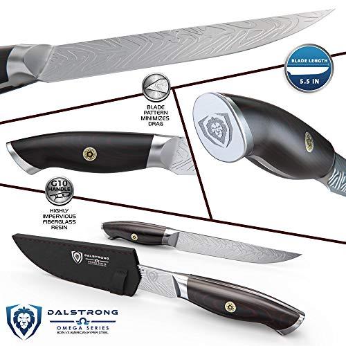 "Dalstrong Omega Series 6"" Boning Knife"
