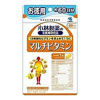 小林製薬 マルチビタミン 60粒×6個セット
