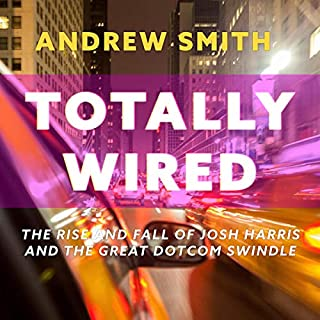 Totally Wired audiobook cover art