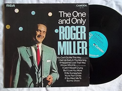 ROGER MILLER The One and Only LP 1969