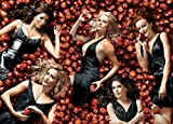 Liah FineArts Desperate Housewives 84cm x 60cm Silk Poster