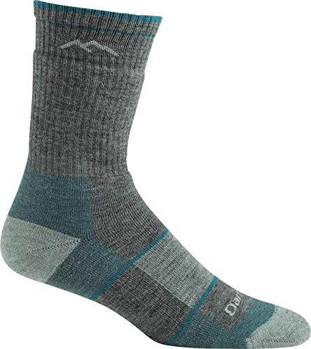 Darn Tough Vermont Hiker Boot Full Kissen Socke Medium Slate