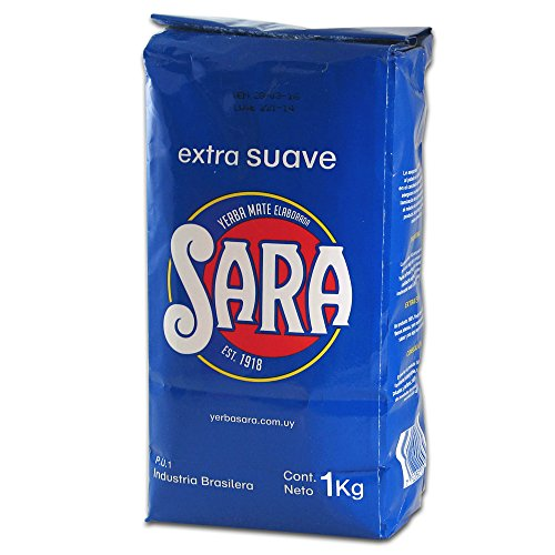 Mate Tee Sara Azul 1kg - extra suave