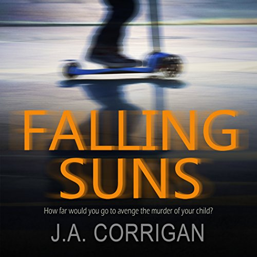 Falling Suns cover art