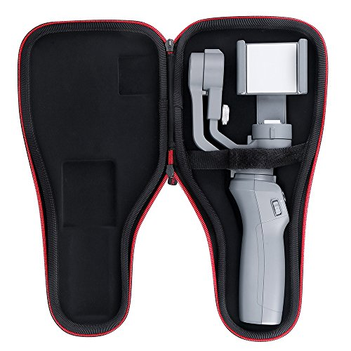 Smatree Travel Hard Case Compatible for DJI OSMO Mobile 2 Handhold Smartphone Gimbal