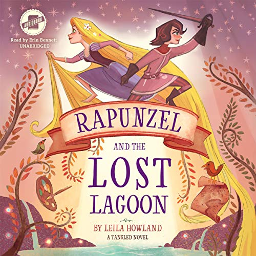 Rapunzel and the Lost Lagoon cover art