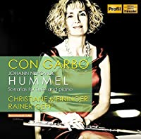 Hummel: Con Garbo [Christine Meininger, Rainer Gepp] [Profil: PH13042] by Christine Meininger