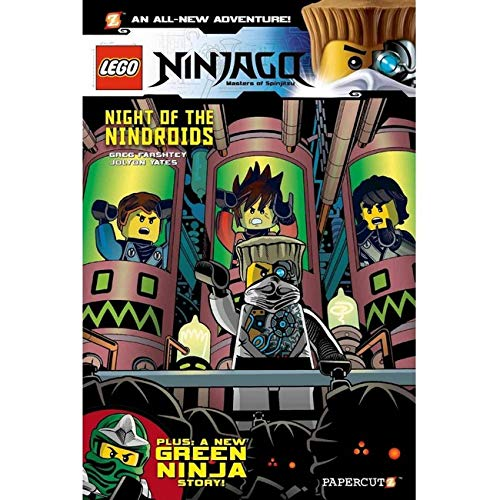 Lego Ninjago Masters of Spinjitzu 9: Night of the Nindroids