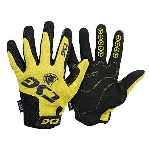 TSG Herren Patrol Gloves Handschuhe, Yellow Black Sp1, S