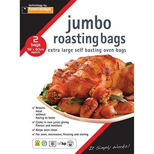 Roasting Bag Jumbo - 2 Pack