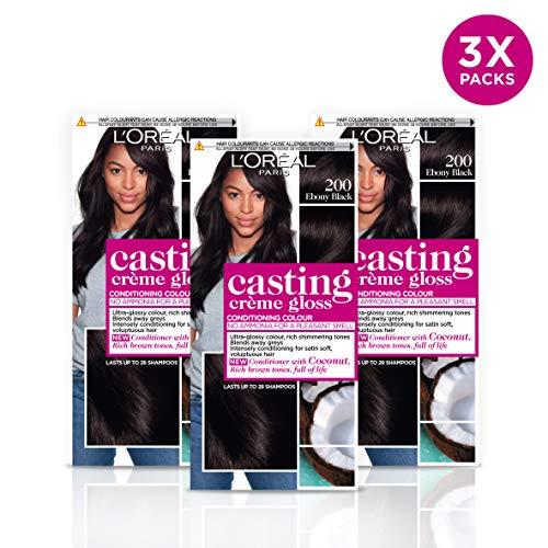 L'Oréal Paris Crème Gloss Casting pour cheveux colorés