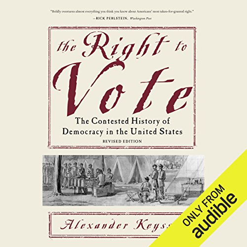 The Right to Vote audiobook cover art
