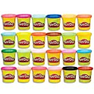 Play-Doh Modeling Compound 24-Pack Case of Colors, Non-Toxic, Multi-Color, 3-Ounce Cans, Ages 2 and up (Amazon Exclusive)