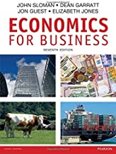 Economics for Business, 7th ed. [5/9/2016] John Sloman