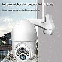 Wifi IP Camera 1080P PTZ Outdoor Speed Dome Security Camera Pan Tilt 4X Digitale Zoom Netwerk CCTV Surveillance