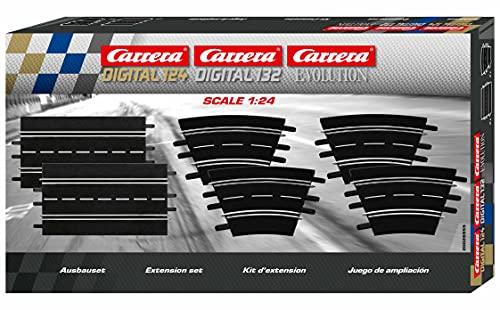 Carrera 26955 Digital 124 / 132 - Evulotion Schienen Ausbauset