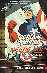 Captain America: Promised Land by Mark Waid