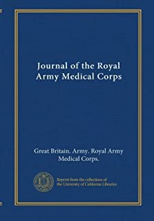 Journal of the Royal Army Medical Corps (v.30 (1918))