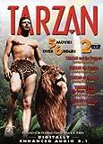 Tarzan (Tarzan and the Trappers / Tarzan the Fearless / Tarzan of the Apes / Tarzan and the Green Goddess / Tarzan's Revenge)