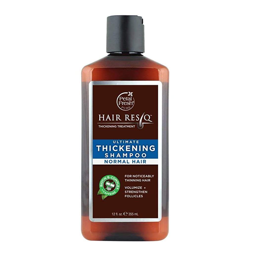 鉄キッチン二週間Petal Fresh ペタルフレッシュ ピュア 強く太く健康的な髪する シャンプー 12 fl oz (355 ml) [並行輸入品]