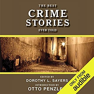The Best Crime Stories Ever Told cover art