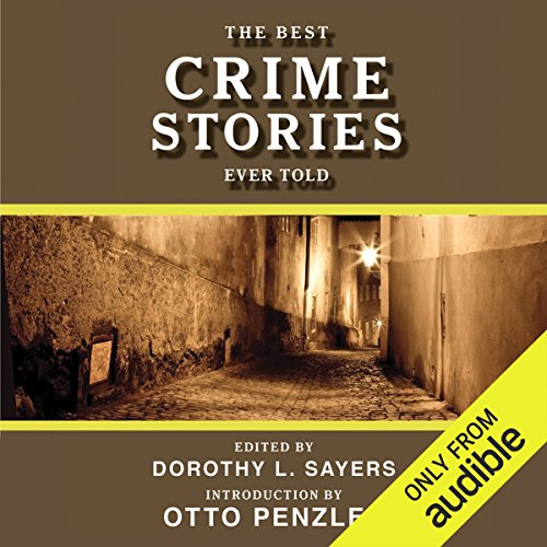 The Best Crime Stories Ever Told audiobook cover art
