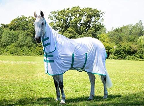 Bridleway Pony/Paard Vliegendeken - Zee Groen